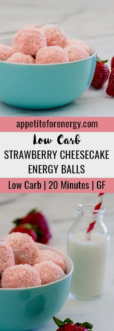 Don't give up snacking! These Energy Balls are a delicious low-carb snack, awesome for kids parties or as an after dinner treat. Only 20 minutes to prep! FOLLOW us for more 30 Minute Recipes. PIN & CLICK through to get the recipe! | Low-carb diet | ketoge
