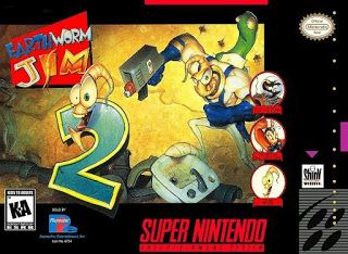 Earthworm Jim 2 CIA 3ds iso rom download | Games