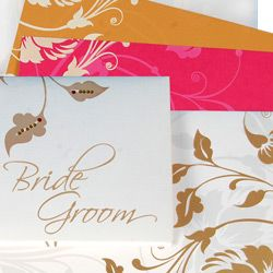 Online shopping of this natural and attractive christian wedding card. This card is made from matt prduct material, 6x10.5 inch in size,colorful high quality printed paper, landscape product orientation.