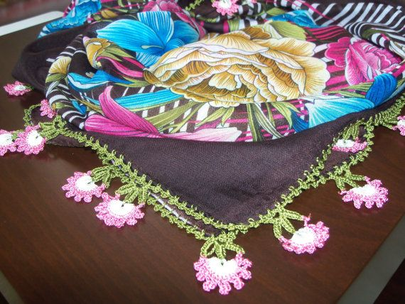 Pink  Gorgeous Turkish Traditional by colourfulrose on Etsy, $32.50