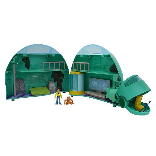 "Wild Kratts Tortuga Play Set - Wicked Cool Toys - Toys ""R"" Us"