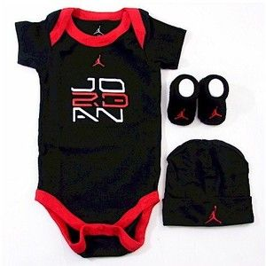 Jordan Jumpman 3 Piece Creeper Set - Boys' Infant $ $ Jordan Cement Print Hat and Bootie Set - Boys' Infant $ $ Jordan Jumpman Tunic & Leggings Set - Girls' Infant $ $
