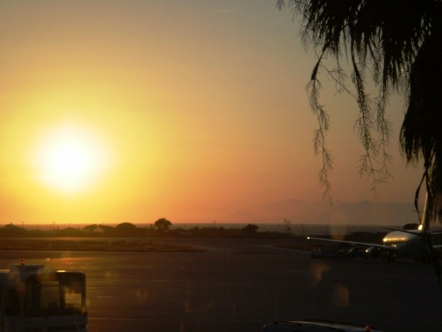 Photo by Despina Theodoridi, Rhodes Airport (thank you!)