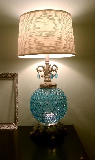 Pretty lamp!
