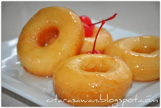 Resipi Citarasawan | Koleksi Resepi Kakwan Donut Ala J'co