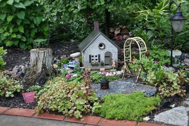 Large Fairy Garden Houses Fairy Garden Diy Fairy Garden Decor