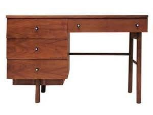 Vintage Desk By Stanley Furniture Vintage Teak Jens Risom Dining