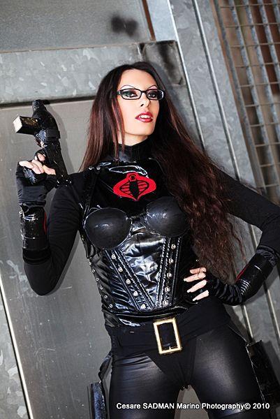 Baroness from G.I. Joe by Daelyth on deviantART