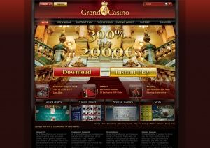 21 Grand Casino is an online casino also offering bingo, live dealer games, lottery, and other games using Rival Gaming software licensed in Curaçao.