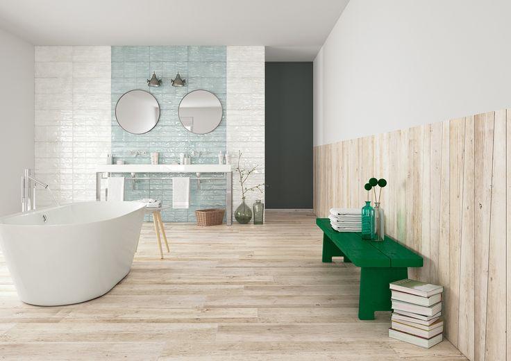 Bathroom_Herberia/Essenza Legno/Acero