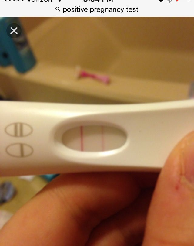 Pin En Positive Pregnancy Tests