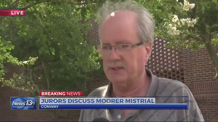 After a mistrial was declared in the Sidney Moorer kidnapping case, jurors were discharged and instructed they could now speak about the case. One juror did just that.