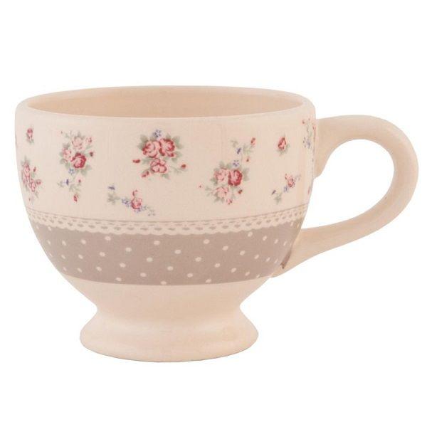 Porcelánový šálek Vintage rose