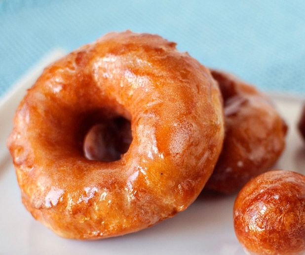 Fried Donuts Recipe — Dishmaps