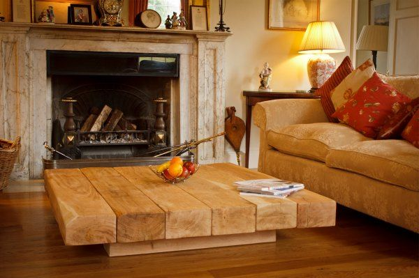 Amazonica Low Square Coffee Table 1320mm x 260mm