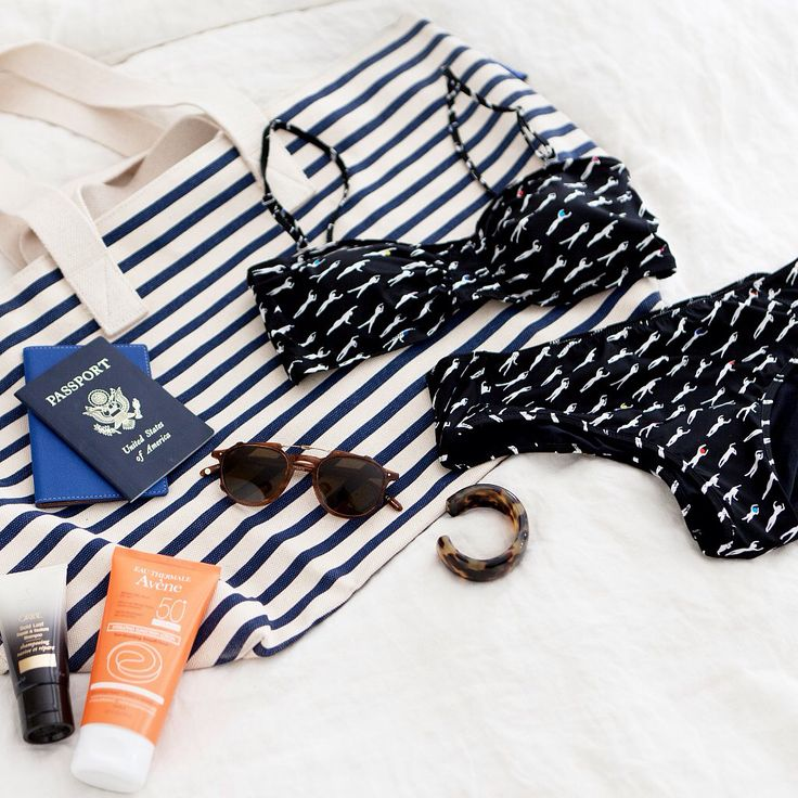 19 Pieces You Need to Master Minimalist Packing