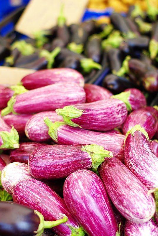 Quarante recettes avec les aubergines