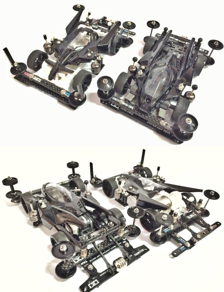 Black Series (S2 Chassis) #ミニ四駆 #tamiya #tamiya_indonesia
