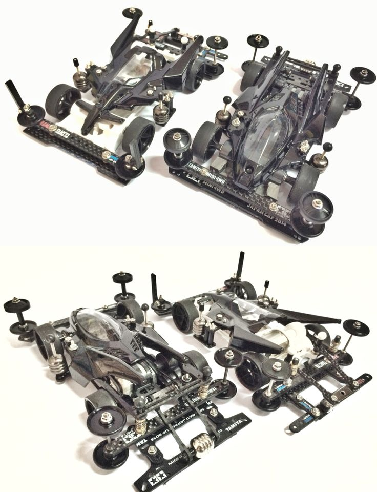 Black Series (S2 Chassis) #ミニ四駆 #tamiya #tamiya_indonesia