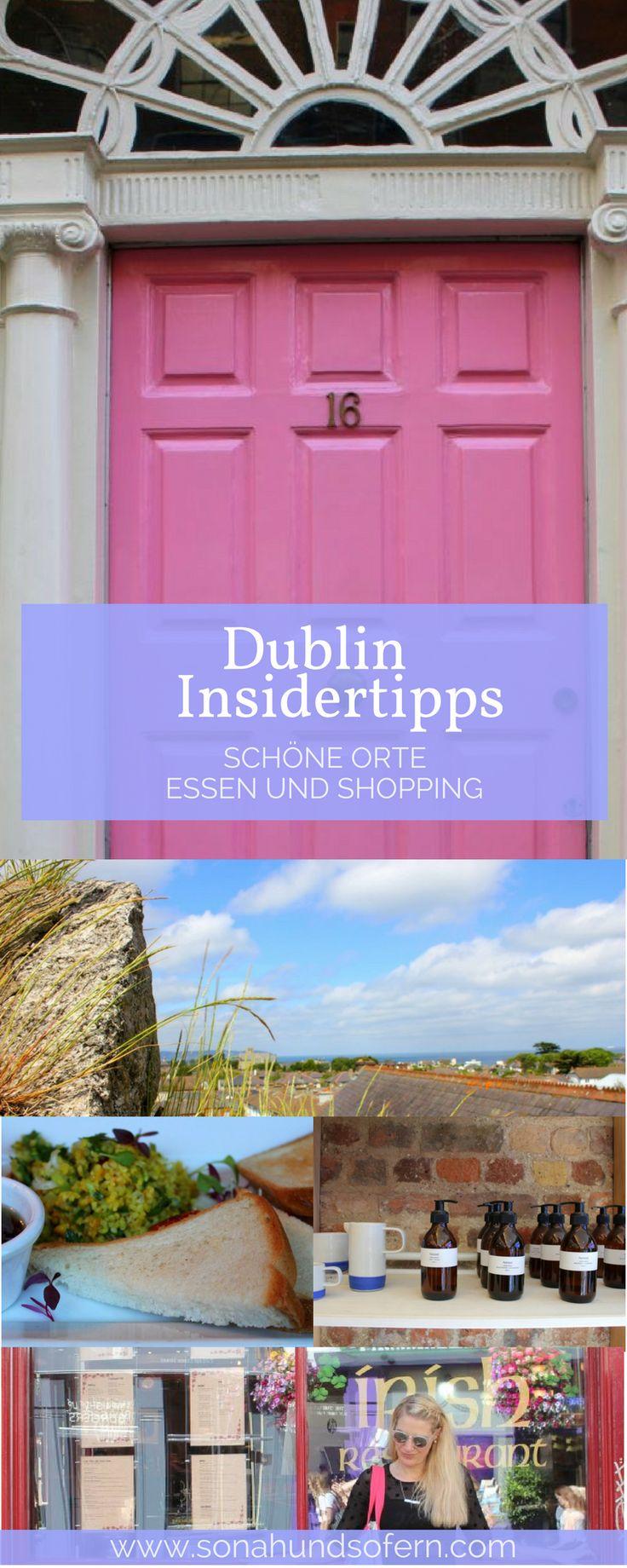 Dublin Insidertipps und Bilder