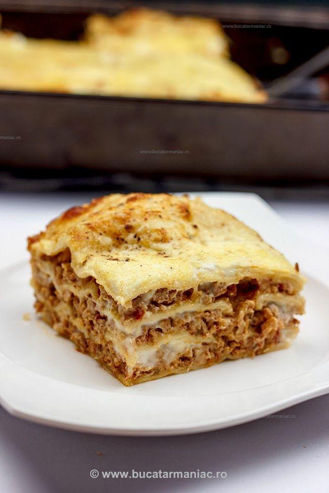 Lasagne ~ bucatar maniac