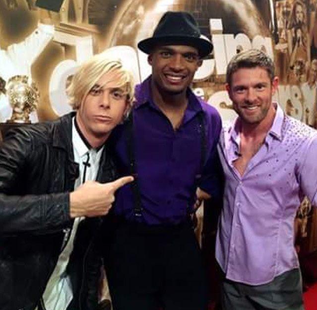 Riker Lynch, Michael Sam, & Noah Galloway