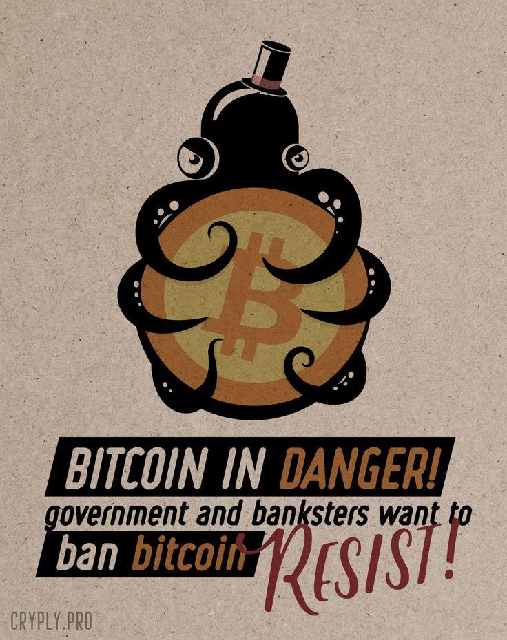 Bitcoin in danger! Crypto bitcoin, Bitcoin, Bitcoin