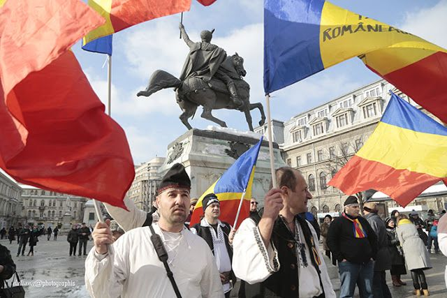 Photographis: Unirea Principatelor Române