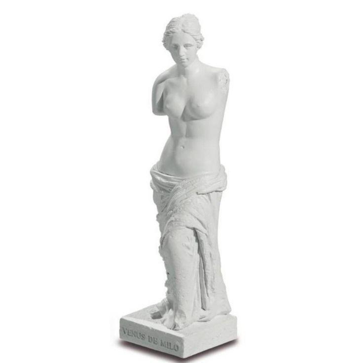 Venus von Milo weiß 15cm Statue der Göttin Aphrodite