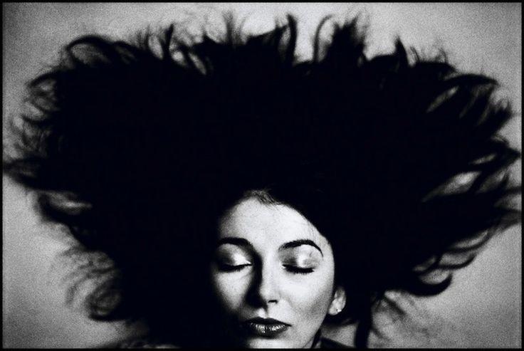 Kate Bush 1981 by Anton Corbijn.