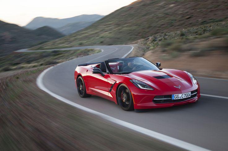 Test: Chevrolet Corvette Stingray Convertible - http://www.topgear.nl/autotests/chevrolet-corvette-stingray-convertible-test-2016/