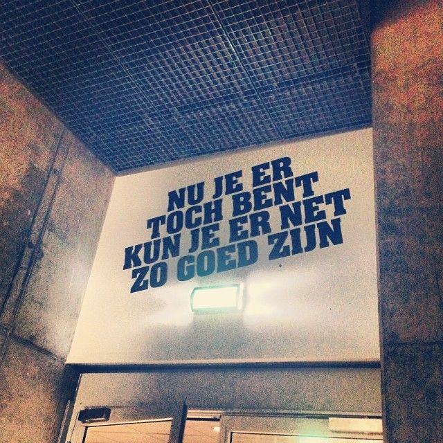 """@Marleen van den Brand's photo: """"#thisisnhow"""""""
