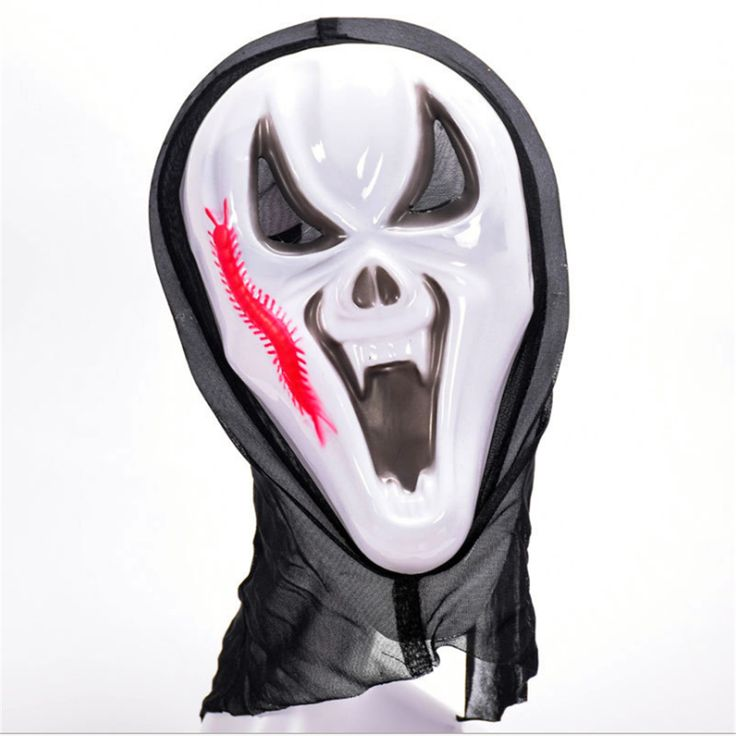 Party Costumes - Scream Mask  Just $5.99 on #Amazon