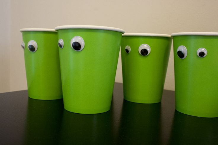 Image detail for -Family Nelson: Korben's Monster Theme First Birthday Party!