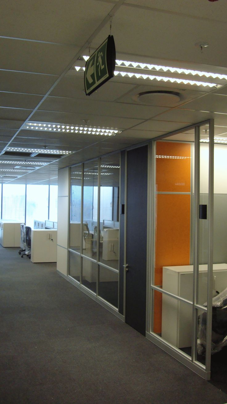 Alexander Forbes - Able manufactured and installed the interior walling panels for 7 floors of the building.