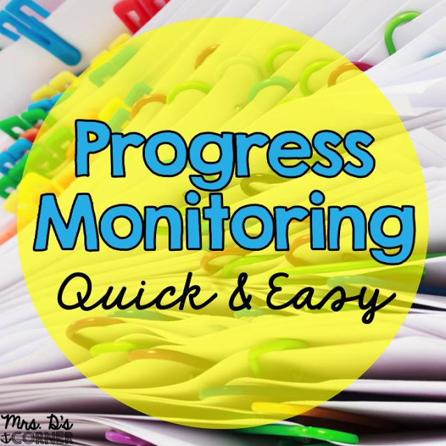 IEPs and RTI. Progress monitoring and data collection. We know how important it is and why it is so important… better yet, we know how time consuming it is. But I am here to share with you a …