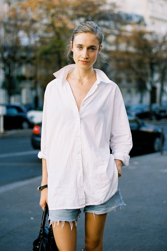 7 best Oversize white shirt images on Pinterest | White people, My ...