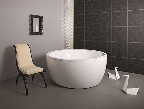 Die besten 25+ Runde badewanne Ideen auf Pinterest | Dekoration ...