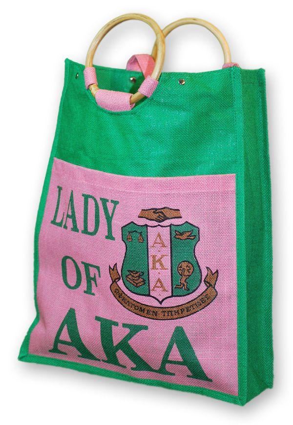 AKA Pocket Jute Shopping Bag