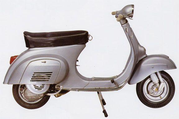 VESPA 50 L (1966-1970)
