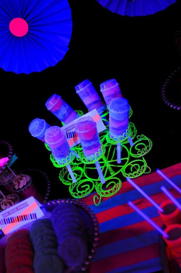Best 25 Neon birthday parties ideas on Pinterest Neon glow Diy
