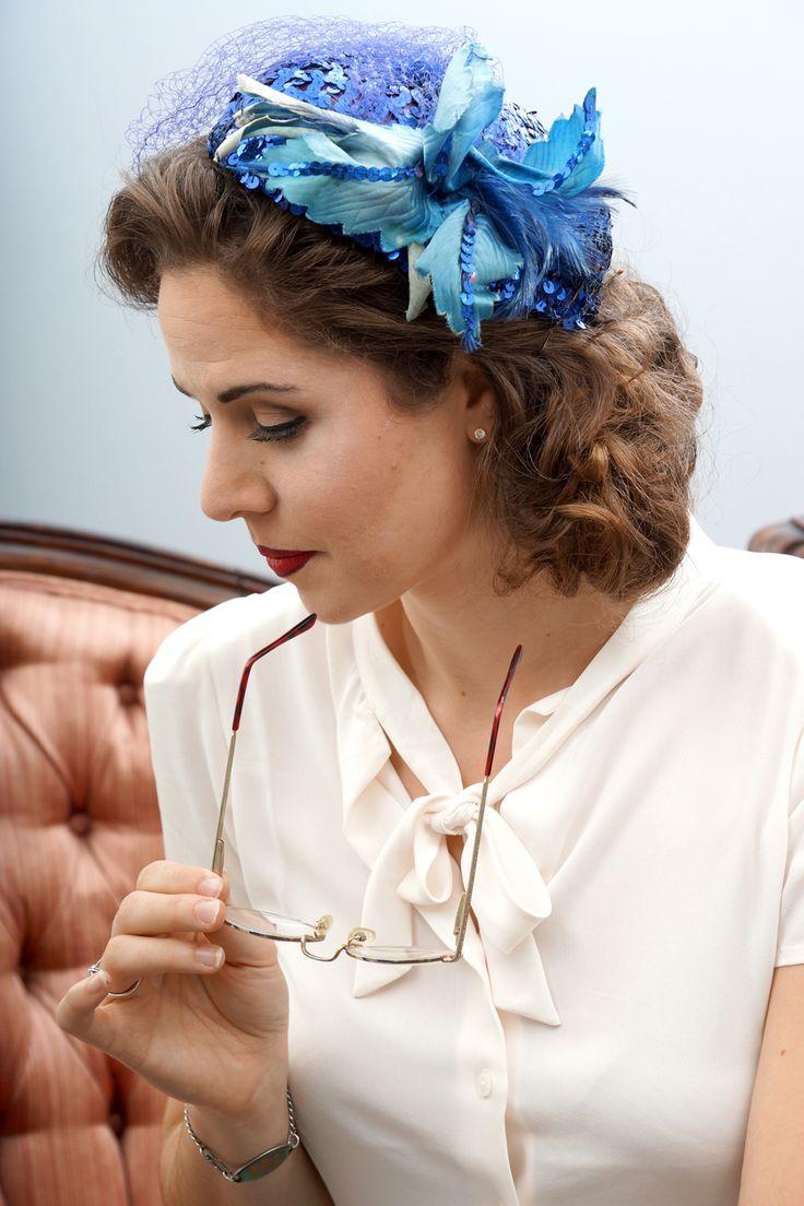 Elise - 1940s secretary