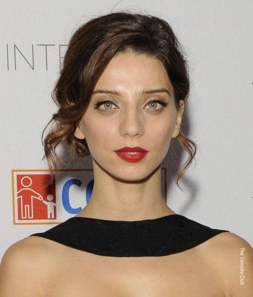 Angela Sarafyan - so people say I look like her? :)