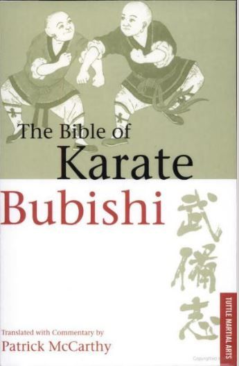 The Bible Of Karate Bubishi By Patrick Mccarthy Download The Bible