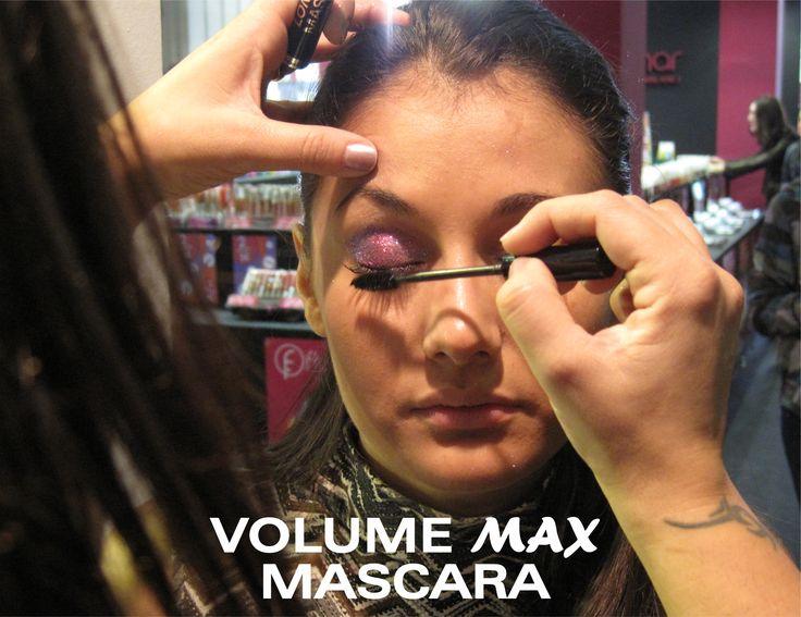 Volume Max mascara