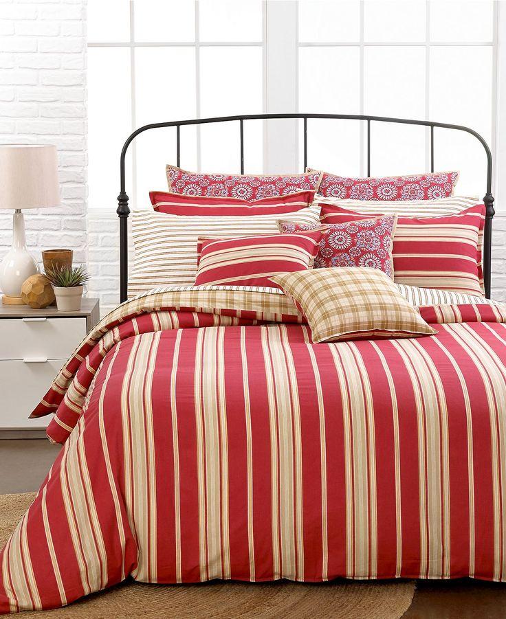 Tommy Hilfiger Bedding Zanzibar Comforter and Duvet
