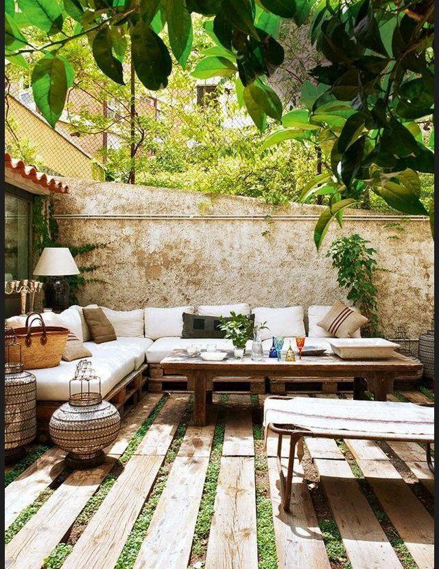Les plus belles terrasses de Pinterest - Lattes
