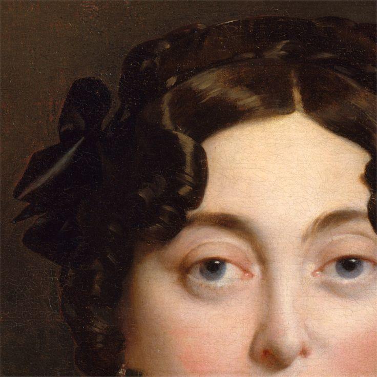 Madame Jacques-Louis Leblanc (née Françoise Poncelle, 1788–1839) | One Met. Many Worlds. | The Metropolitan Museum of Art