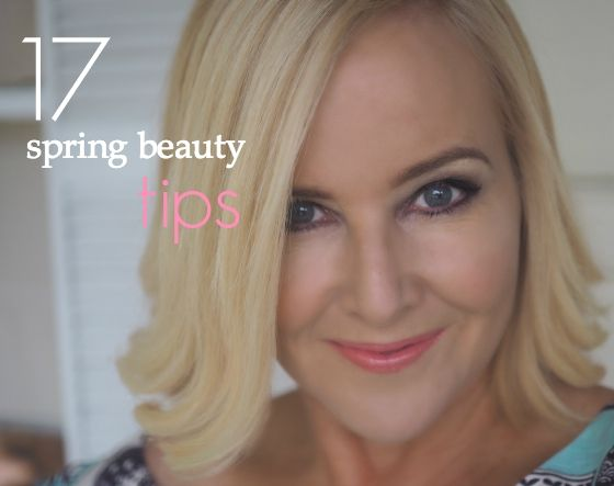 17 spring beauty tips for 2015