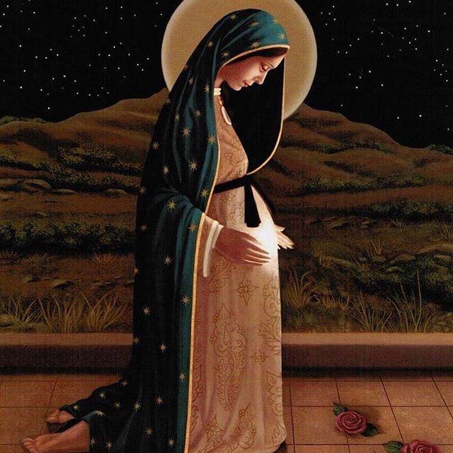 🔥 Los Cinco Minutos del Espíritu Santo 🔥 ▫ 📌25 de Marzo📌 🔥 Hoy celebramos la anunciación del ángel a María. Esto significa que estamos celebrando el momento en que el Hijo de Dios se hizo hombre en el vientre de la Virgen santa. 🔥 Pero eso es obra del Espíritu Santo (Lucas 1,35). 🔥 Por eso, hoy festejamos esa acción maravillosa del Espíritu Santo que fue formando a Jesús dentro de María. La encarnación del Hijo de Dios debería llevarnos a una tierna gratitud y a una profunda alabanza…